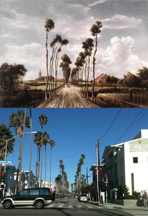 Hobbema in LA